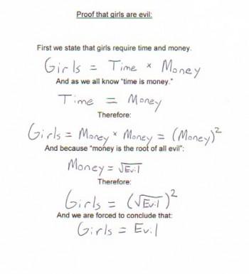 Girl is Evil
